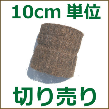 プロ仕様 杉テープ 樹木を保護 強風対策に支柱、杭