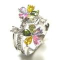 ジュエリーハートアート 人工宝石トラベル・ジュエリー通販ショップ サマースプレンダーリング1