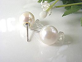 六月の誕生石 『本真珠 ピアス』