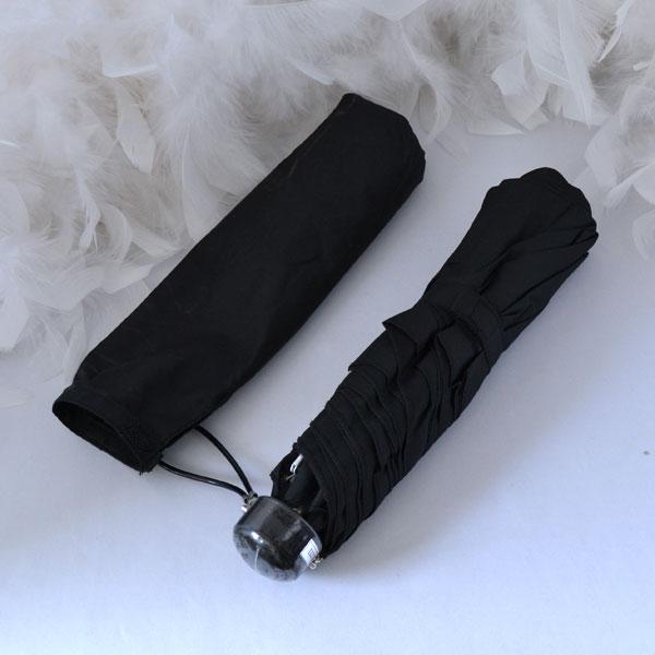 折り畳み傘 3段55センチ 軽量アルミ 男性に人気