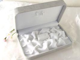真珠 パール ネックレス&ピアス用ジュエリーケース 安心して保管 彼女  誕生日  ジュエリー アクセサリー ∞ k0600051