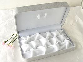 真珠(パール)ネックレス用ジュエリーケース☆    [k060007]