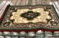 ベルギー製ウィルトン織カーペット80×120cm