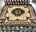 ベルギー製ウィルトン織カーペット180×180cm
