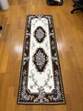 イタリア製ゴブラン織カーペット55×175