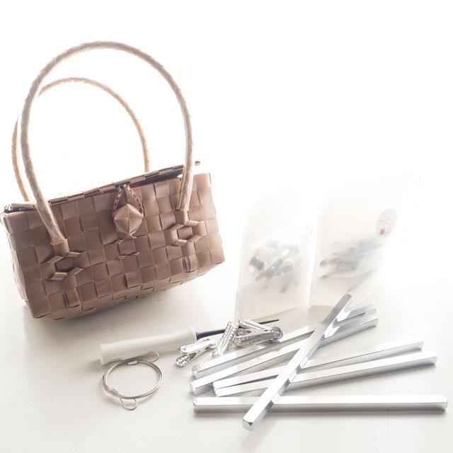 プラカゴ作りのためのお道具セット