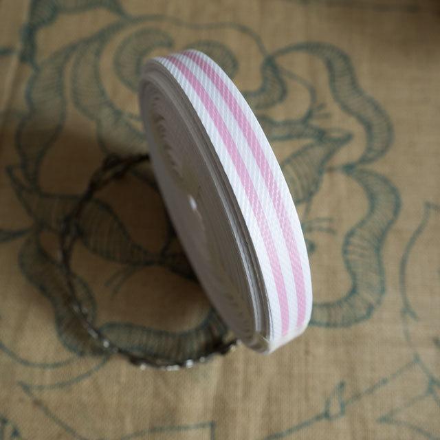 ベトナム製エコプラPPかごバンド,ピンク
