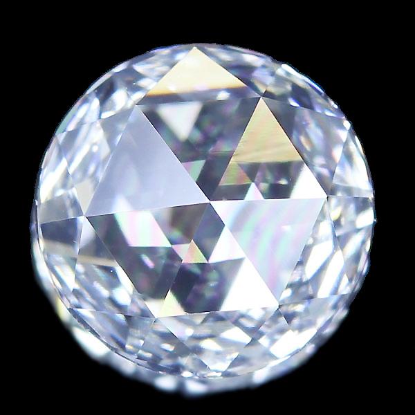 0.52ct G VS1 ローズカット ダイヤモンド【6月13日22時販売開始】