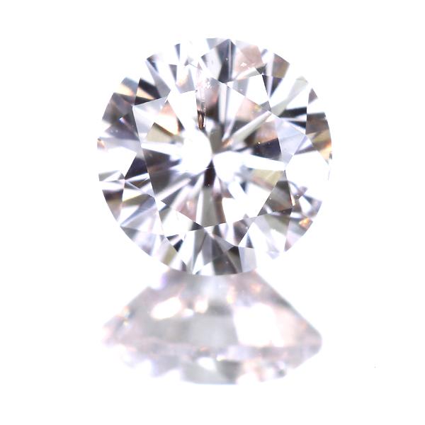 0.337ct FAINT PINK SI-2 ピンクダイヤモンド ルース ※中央宝石研究所ソーティングシート付き