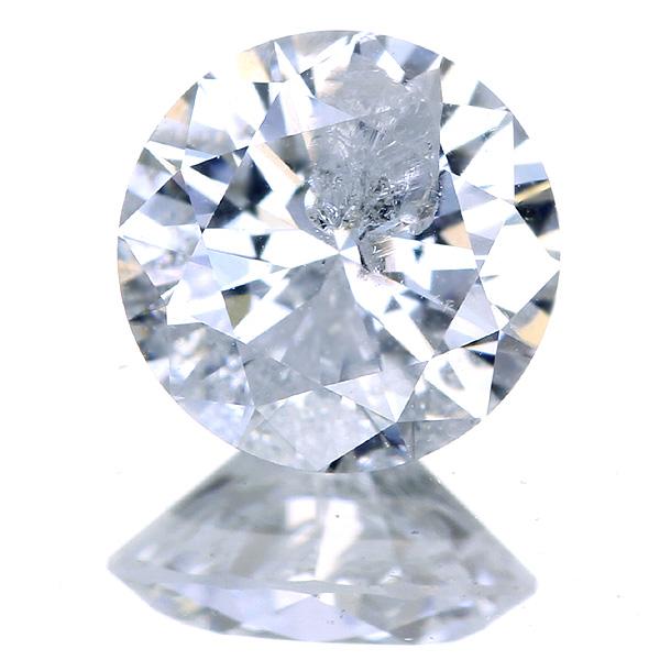 0.727ct F I2 VERY GOOD ダイヤモンドルース※中央宝石研究所ソーティングシート付