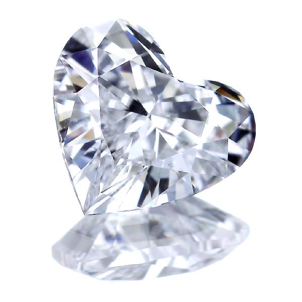 1.037ct D VS1 ハートシェイプカット ダイヤモンド