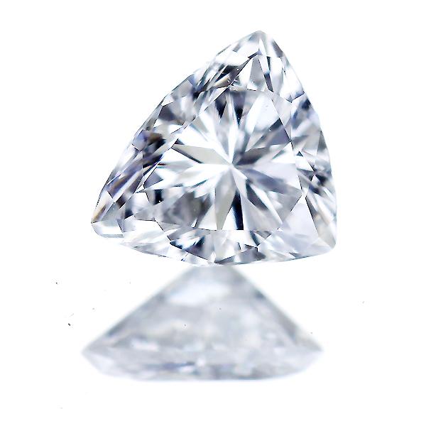 0.188ct F SI1 トリリアントカット ダイヤモンド