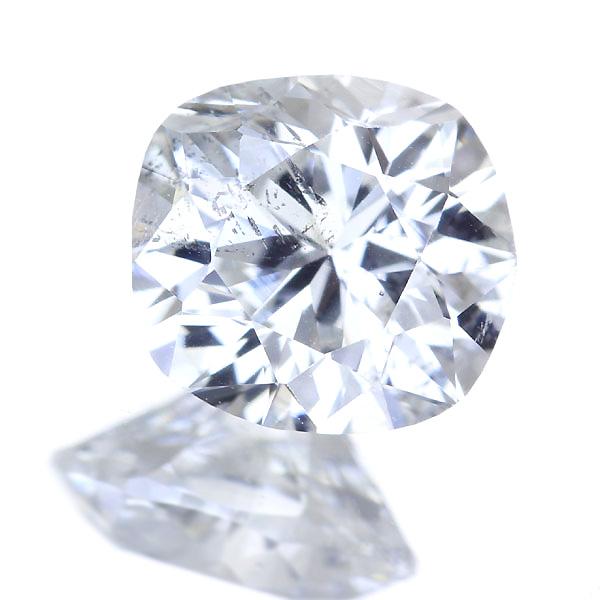 0.808ct FAINT YELLOW SI-2 ダイヤモンド ルース※AGTソーティングシート付き