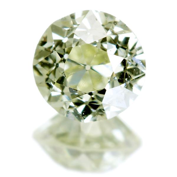 0.354ct  VERY LIGHT YELLOW VS-2  ダイヤモンドルース