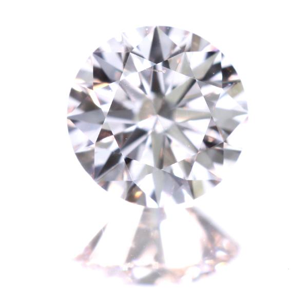 0.248ct FAINT PINK SI-1 ピンクダイヤモンド ルース