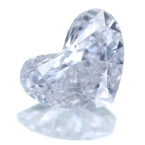 0.194ct H SI-1 ハートシェイプ ダイヤモンド ルース