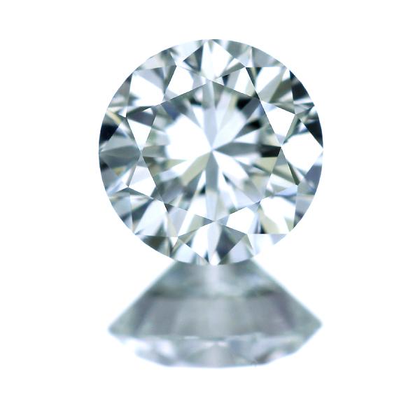 0.285ct VERY LIGHT GREEN VS1 グリーンダイヤモンド
