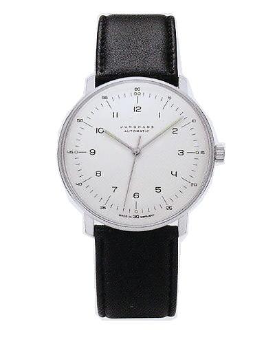 ユンハンス・マックスビル・オートマチック(ヌメラルズ) 0273500正規品 腕時計