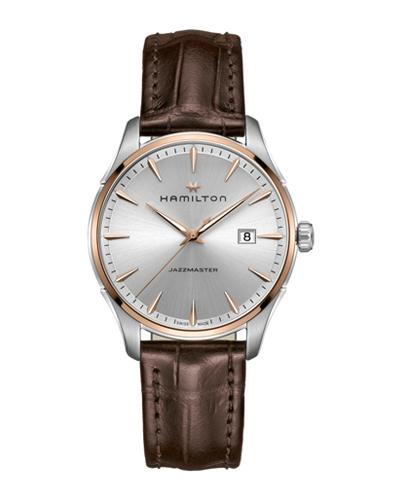 ハミルトン・ジャズマスター ジェント H32441551正規品 腕時計
