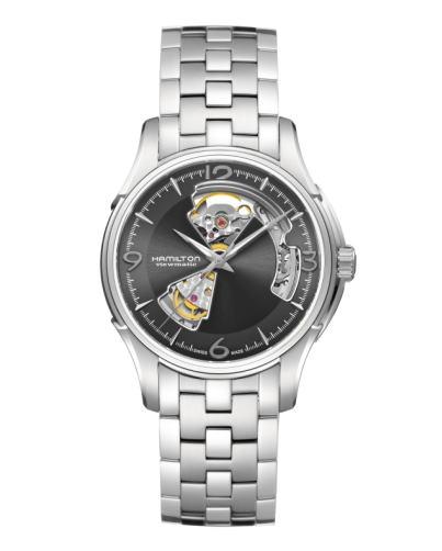 ハミルトン・ジャズマスター・オープンハート H32565185 正規品 腕時計