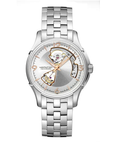 ハミルトン・ジャズマスター・オープンハート H32565555J 正規品 腕時計