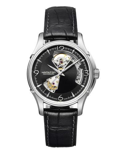 ハミルトン・ジャズマスター・オープンハート H32565735 正規品 腕時計