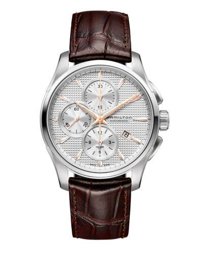 ハミルトン・ジャズマスター・オート・クロノ H32596551 正規品 腕時計