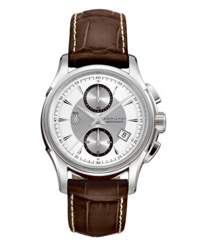 ハミルトン・ジャズマスター・オート・クロノ H32616553 正規品 腕時計