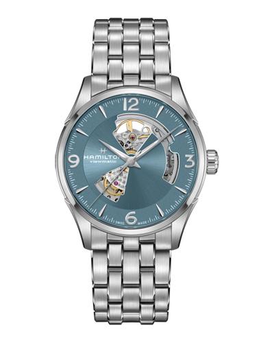 ハミルトン・ジャズマスター・オープンハート42mm H32705142 正規品 腕時計