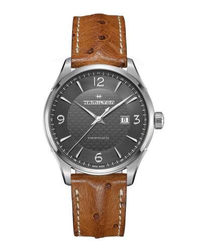 ハミルトン・ジャズマスター・ビューマチック44mm  H32755851正規品 腕時計