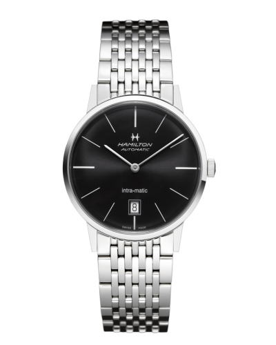 ハミルトン・イントラマティック38mm H3455131正規品 腕時計