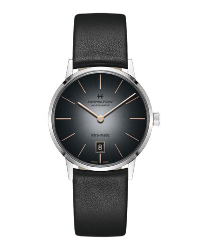 ハミルトン・イントラマティック38mm H38455781正規品 腕時計