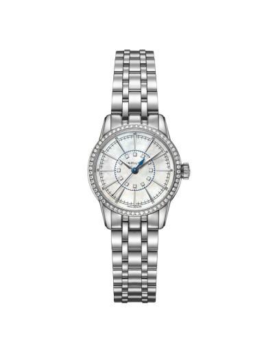 ハミルトン・レイルロード レディ(フルダイヤモンド) H40391191 正規品 腕時計