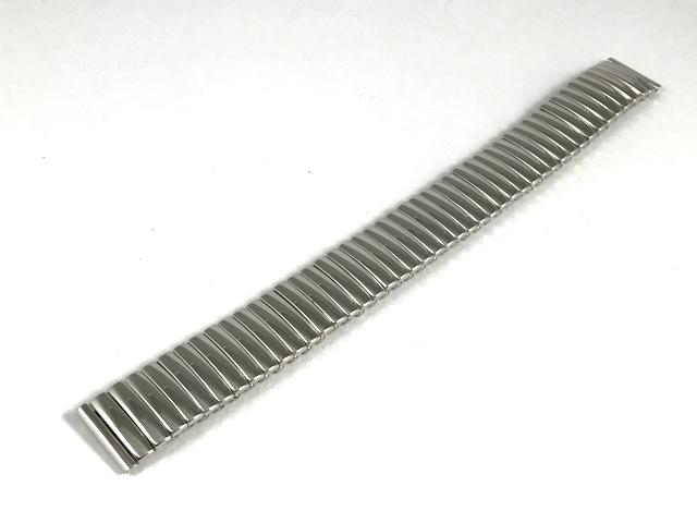 ハミルトン純正ベルト17mm/ベンチュラ用ステンレス・フレックスベルトH605242102
