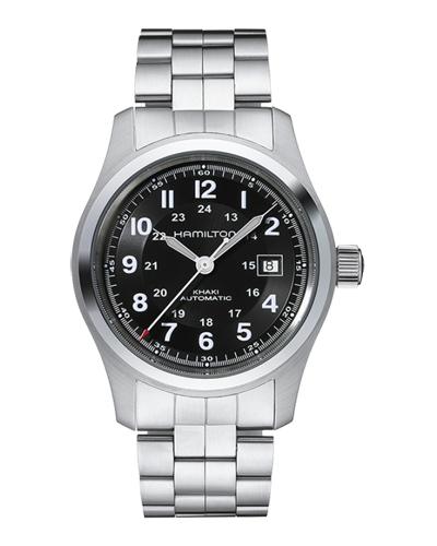 ハミルトン[HAMILTON] カーキ・フィールド・オート42mm H70515137 正規品 腕時計
