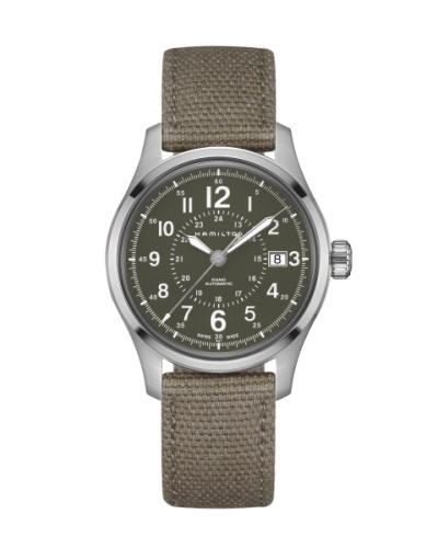 ハミルトン[HAMILTON] カーキ・フィールド・オート40mm H70595963 正規品 腕時計