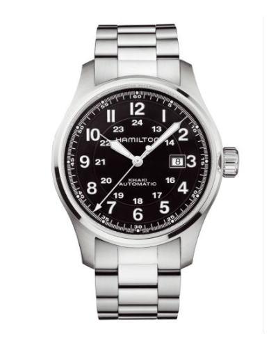 ハミルトン[HAMILTON] カーキ・フィールド・オート44mm H70625133 正規品 腕時計