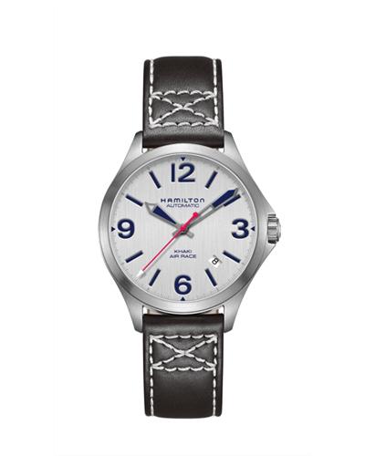 ハミルトン カーキエアレース 公式タイムキーパーモデル38mm  H76225751正規品 腕時計