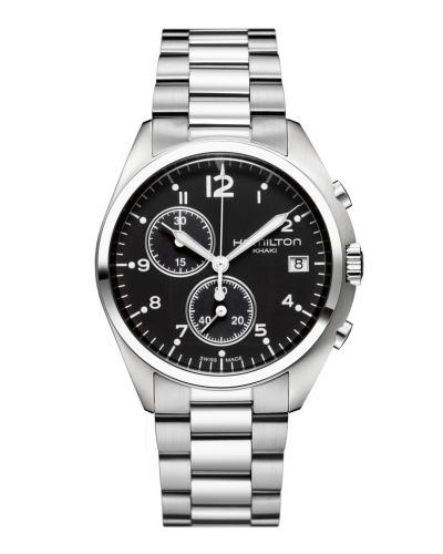 ハミルトン カーキ パイロット パイオニアクロノH76512155正規品 腕時計