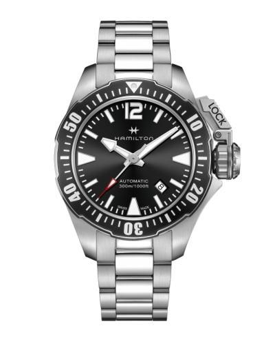 ハミルトン・カーキネイビーオープンウォーターH77605135 正規品 腕時計