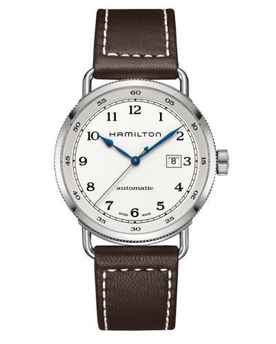 ハミルトン・カーキネイビーパイオニア オートH77715553 腕時計