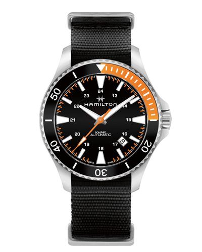 ハミルトン・カーキネイビースキューバH82305931 正規品 腕時計