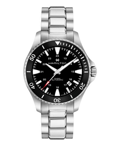 ハミルトン・カーキネイビースキューバ H82335131 正規品 腕時計