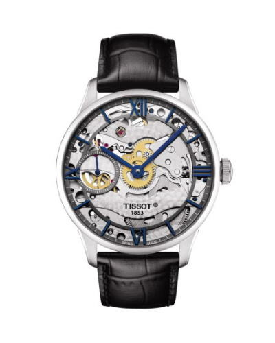 TISSOT ティソ シュマン デ トゥレル スケレッテ T099.405.16.418.00正規品 腕時計