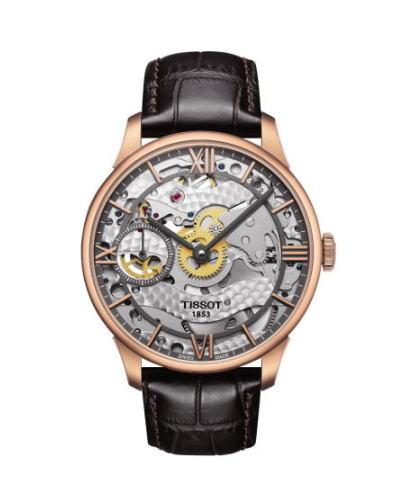 TISSOT ティソ シュマン デ トゥレル スケレッテ T099.405.36.418.00正規品 腕時計