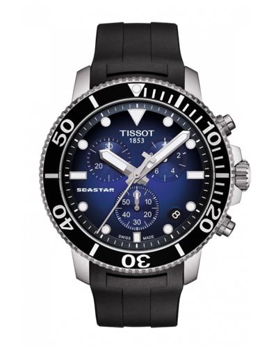 TISSOT ティソ シースター1000クロノグラフ T120.417.17.041.00 正規品