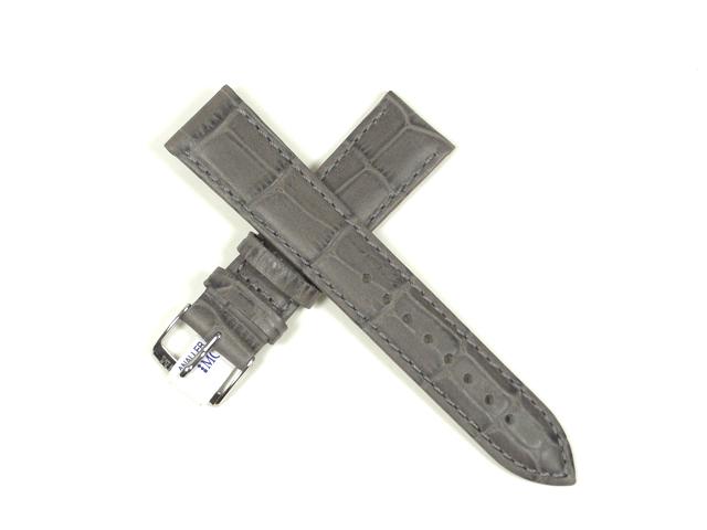モレラート ボーレ 20mmカーフ(アリゲーター型押)