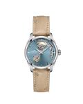 ハミルトン・ジャズマスター・オープンハート36mm(オーストリッチベルト) H32215840 正規品 腕時計