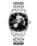 ハミルトン・ジャズマスター・オープンハート42mm H32705131 正規品 腕時計