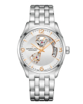 ハミルトン・ジャズマスター・オープンハート42mm H32705151 正規品 腕時計